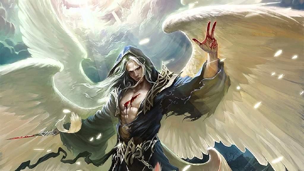 Resultado de imagen para lucifer angel