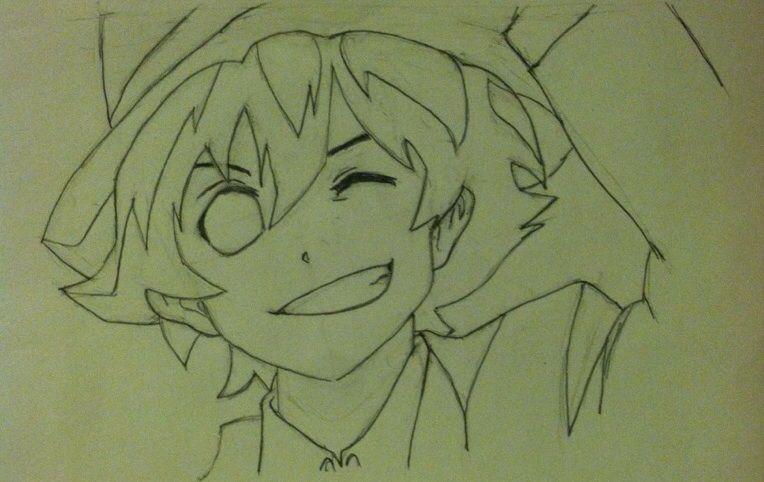 drawing leonardo watch kekkai sensen anime amino