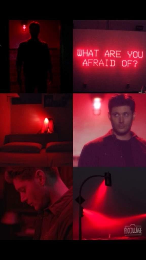 Demon Dean Aesthetic