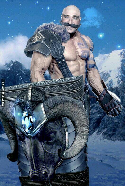 Pretty Accurate Braum Cosplay League Of Legends Official Amino