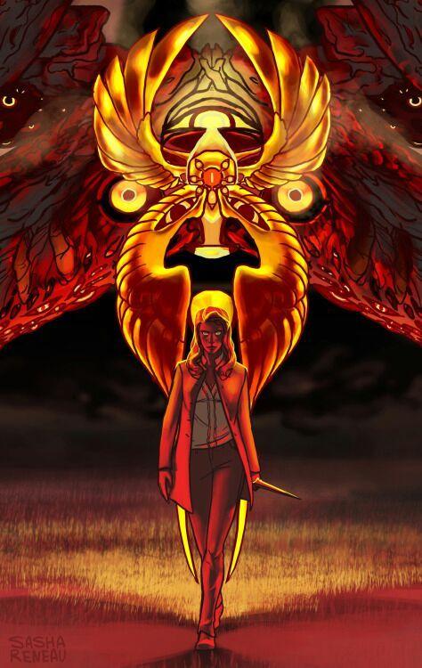 angels true form supernatural amino