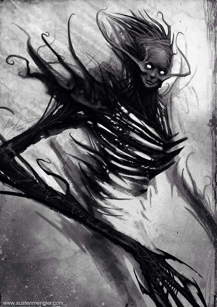 The Shadow Creatures (OC) | Virtual Space Amino  The Shadow Crea...