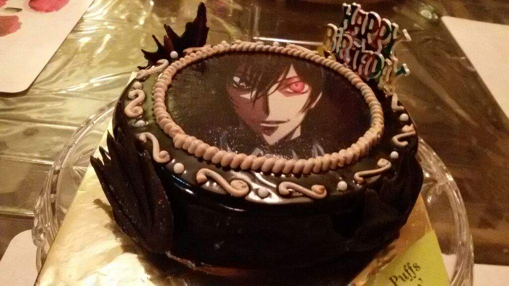 Lelouch Birthday Cake Anime Amino