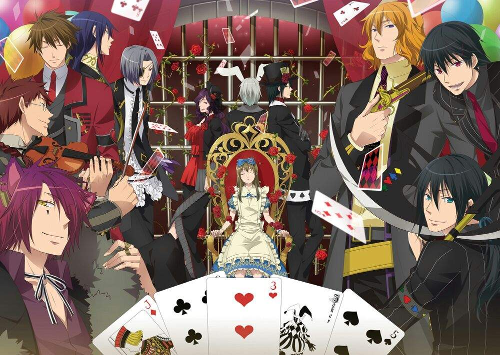 Image result for Heart no Kuni no Alice : Wonderful Wonder World