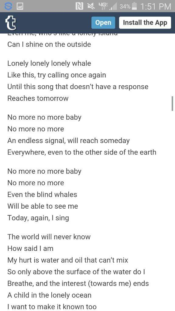 Lonely lonely english song