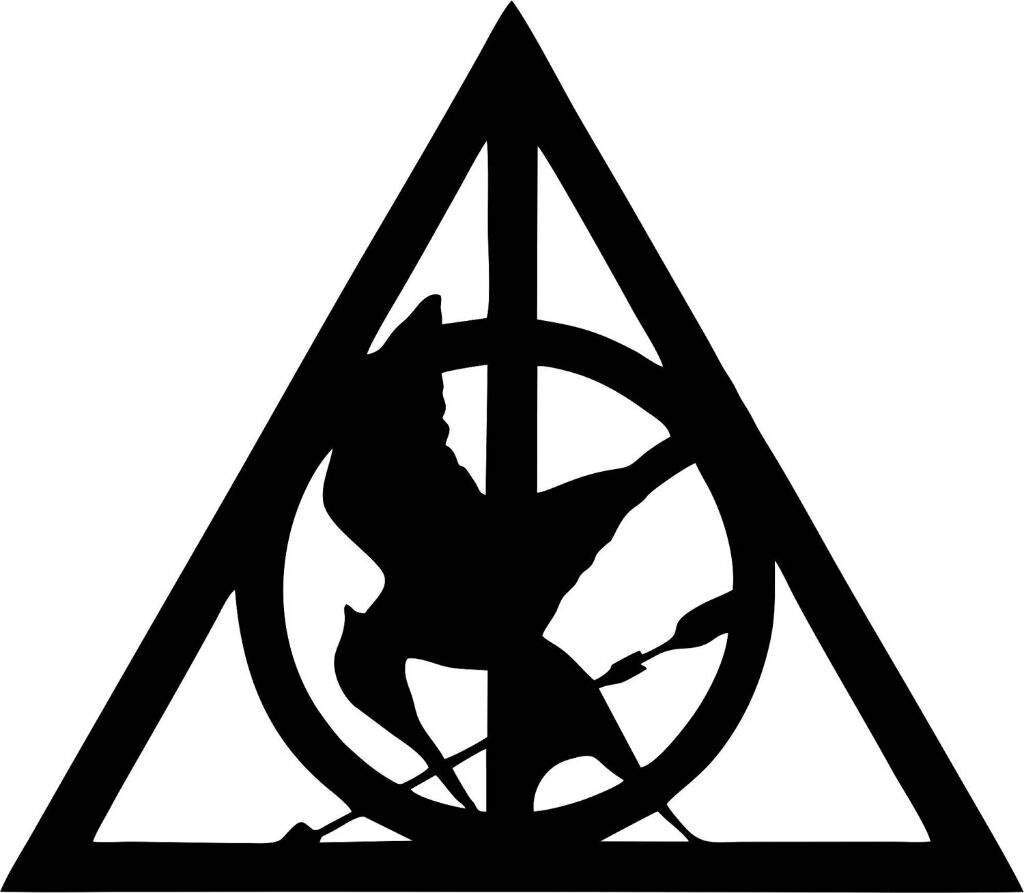 The mockingjay and deathly hallows books writing amino ive realised that these two book series have quite a bit in common biocorpaavc