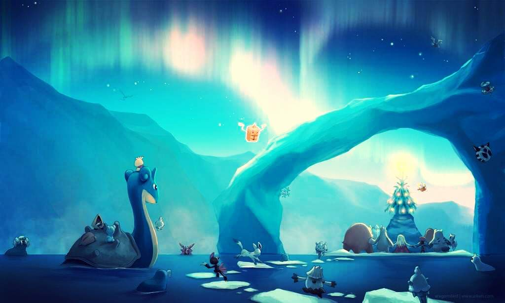 ice type pokemon wallpaper - photo #4