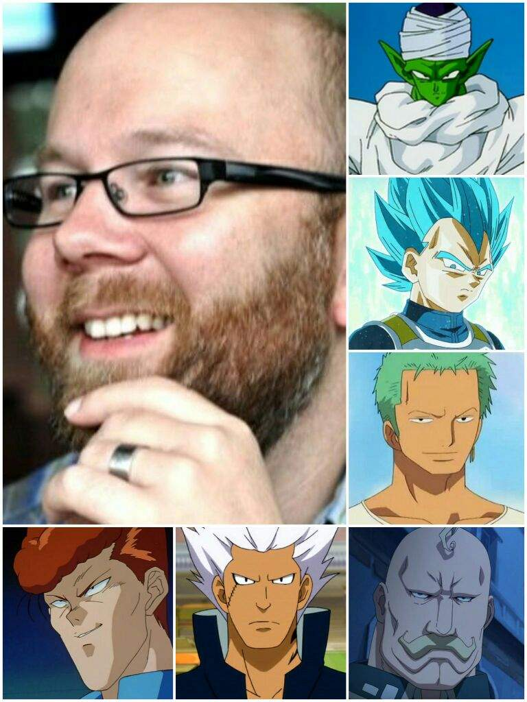 My Top 15 English Voice Actors Anime Amino He has provided voices for a number of english versions of anime. my top 15 english voice actors anime