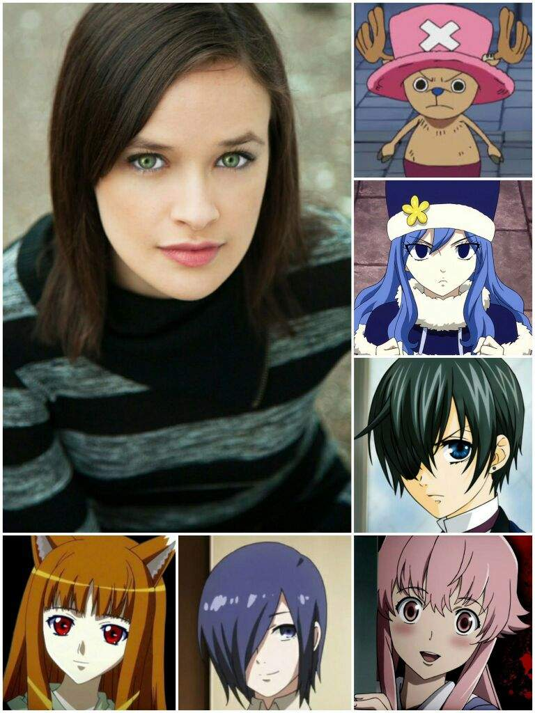 My Top 15 English Voice Actors | Anime Amino