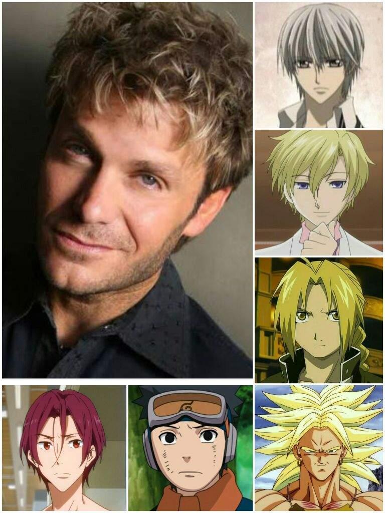 My Top 15 English Voice Actors   Anime Amino
