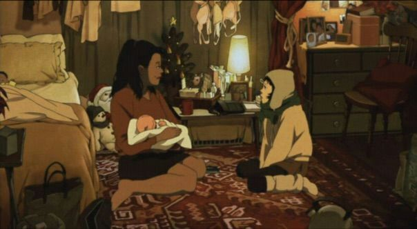 Anime film recommendation: Tokyo Godfathers | Anime Amino