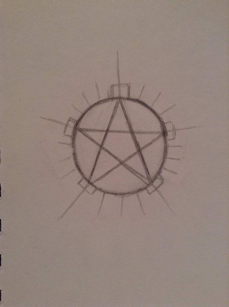 How To Draw An Anti Possession Symbol Supernatural Amino