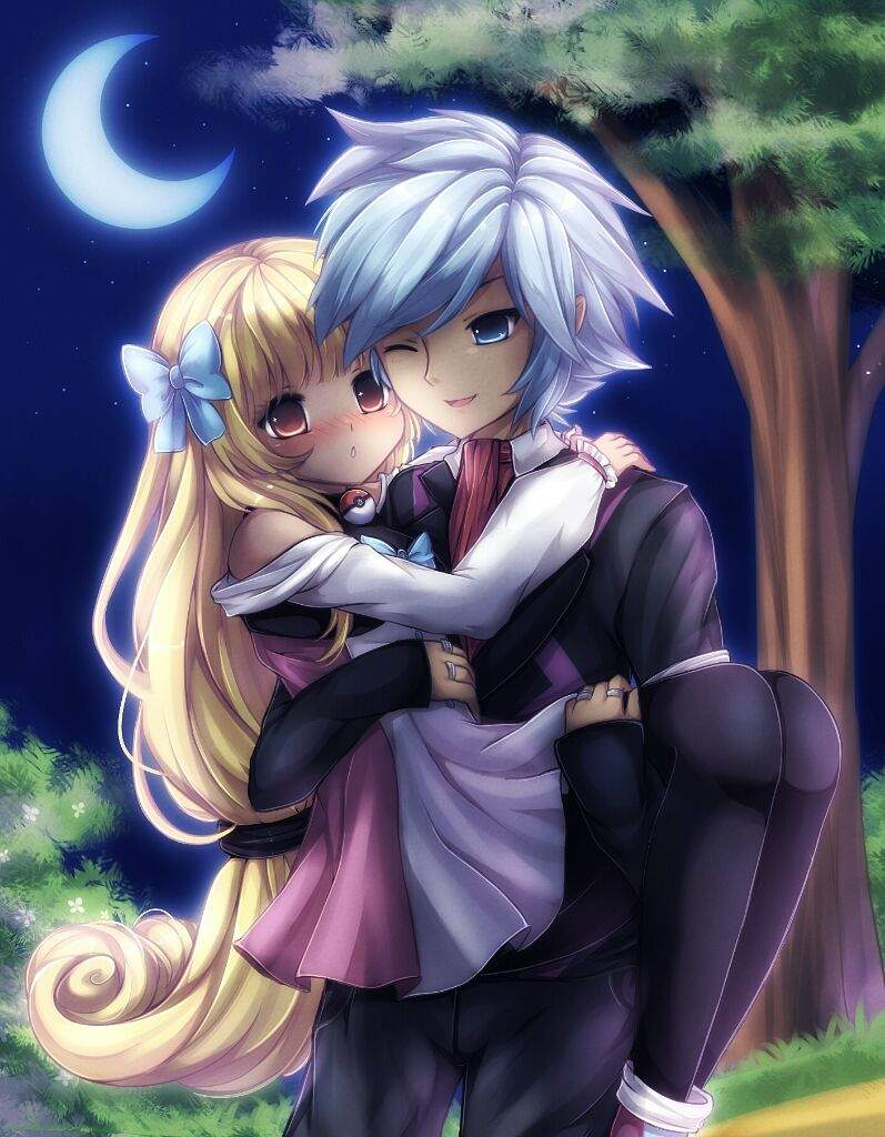 Anime boy and girl love anime amino
