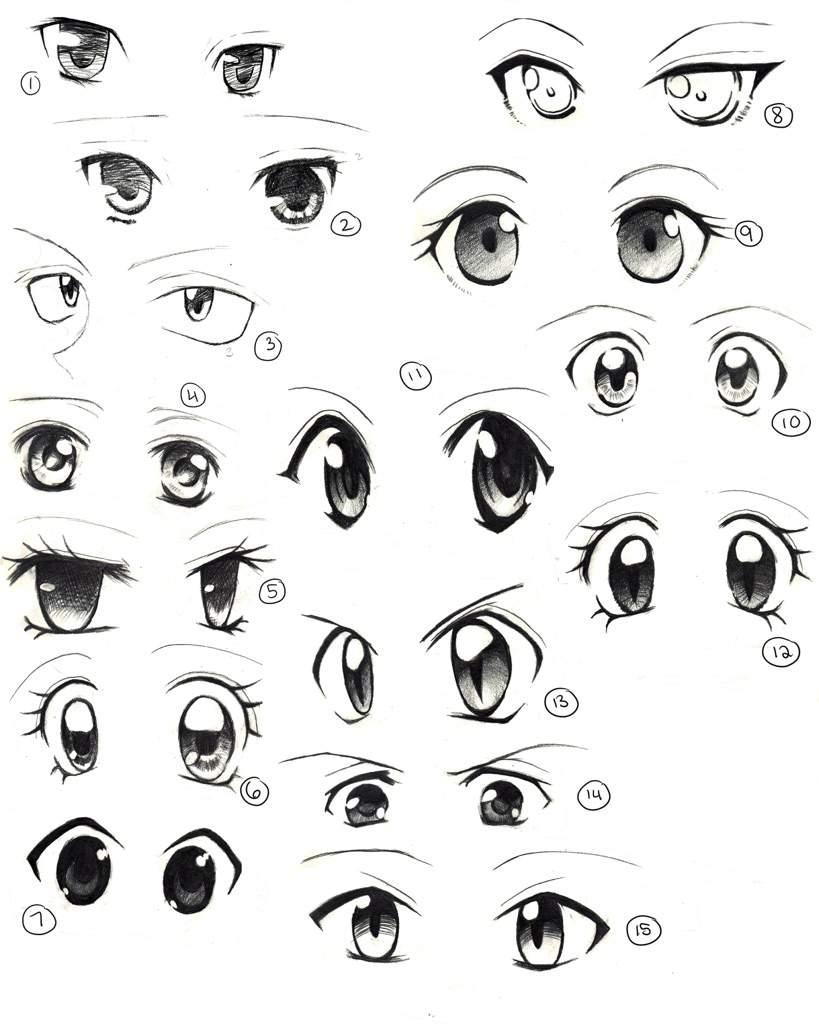 Beautiful eyes?