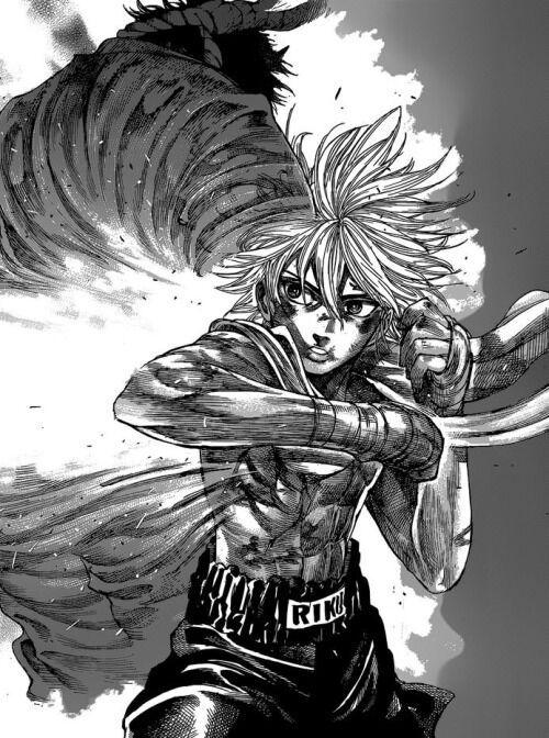 My top 4 favourite manga art style quiz