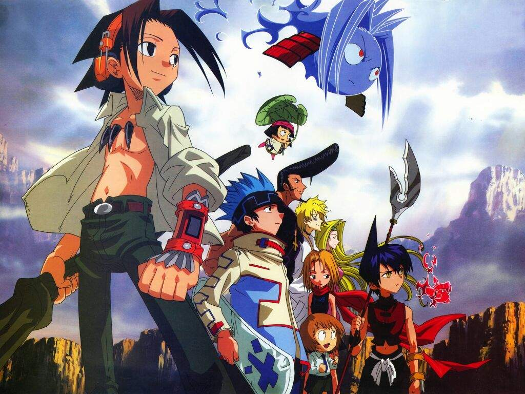 🎧Shaman king🎧 | Anime Amino
