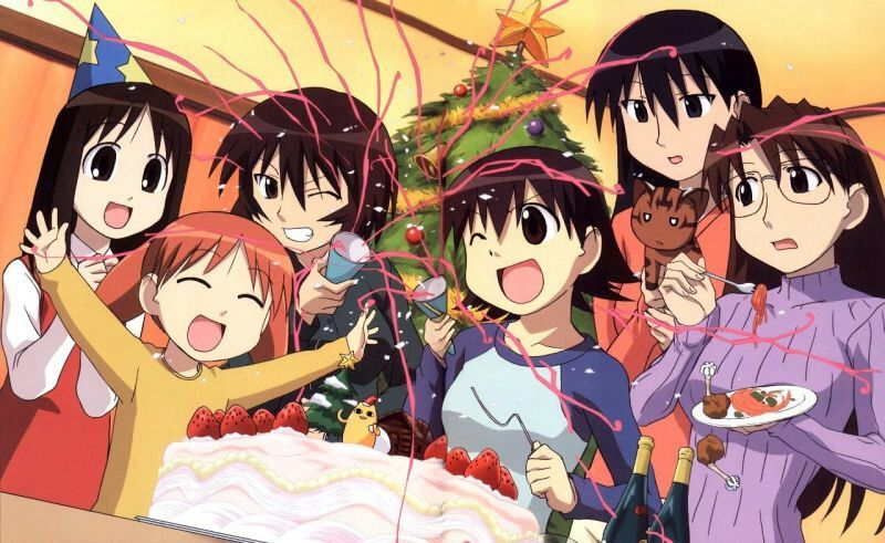 Anime Episodes Special Episodes To Watch During Christmas Anime