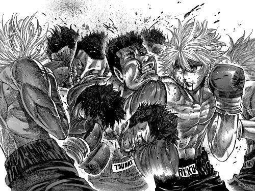 My top 4 favourite manga artstyle ep 1