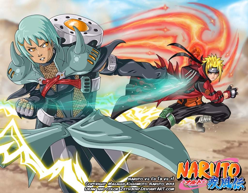 Naruto X Fuu | Anime Amino