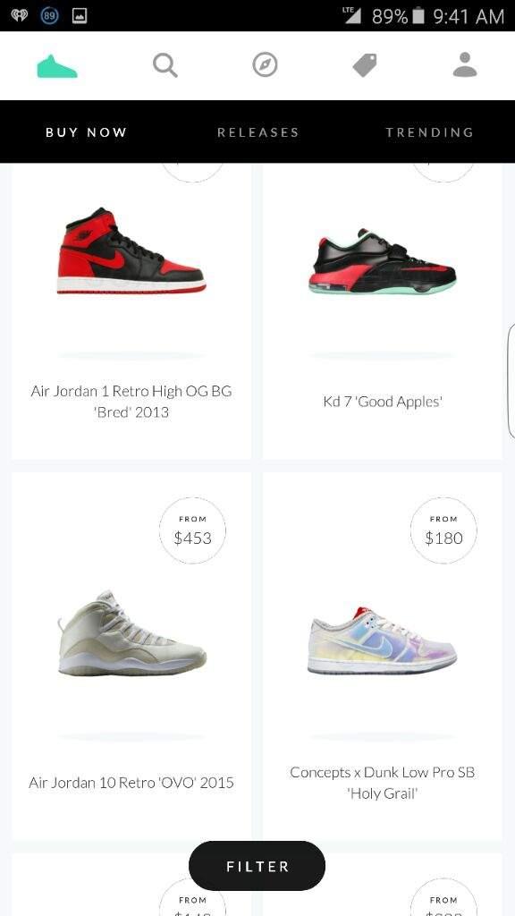GOAT APP IS IT LEGIT??? | Sneakerheads Amino