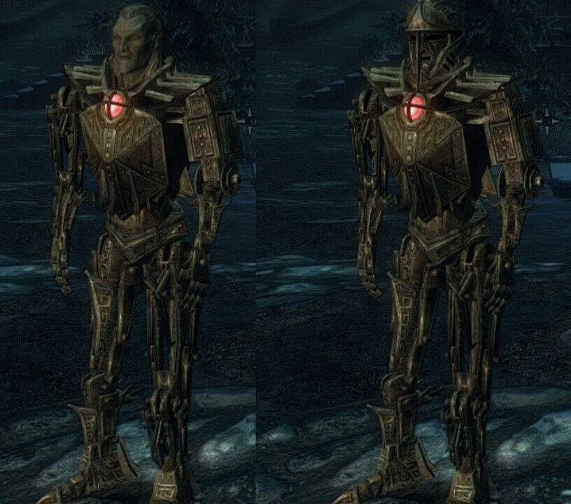 Skyrim mods- dwarven power armor   Video Games Amino