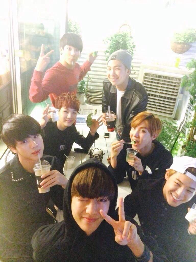 What BTS members thinks about each other• | K-Pop Amino