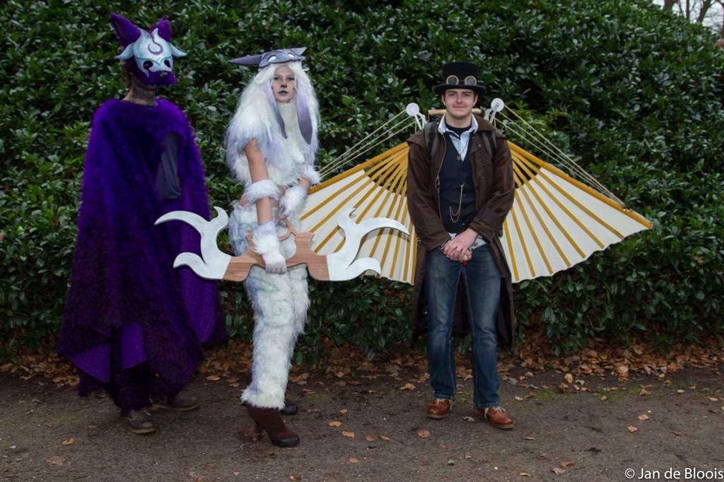 Castlefest Winter Kindred Spirits Cosplay Amino