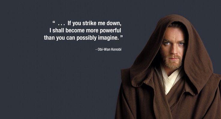 Strike Me Down Star Wars