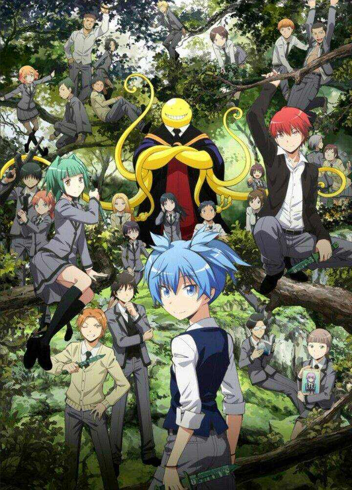 Winter 2016 Anime To Look Out For Anime Amino