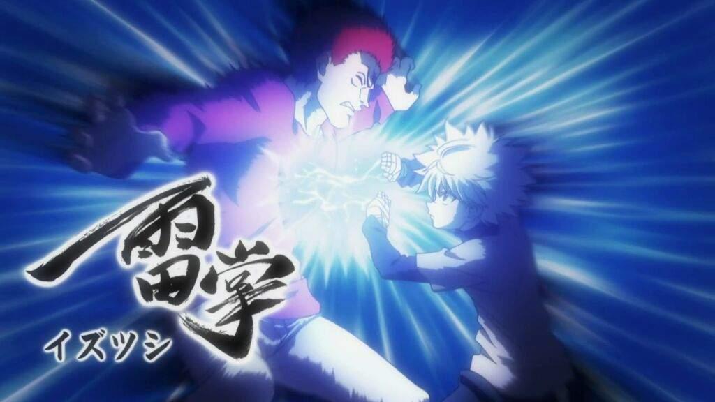 Gon Vs Killua Collab Killua Zoldyck Anime Amino
