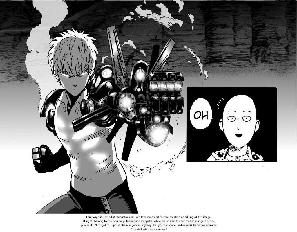 One Punch Man: Manga awesomeness part 2 | Anime Amino
