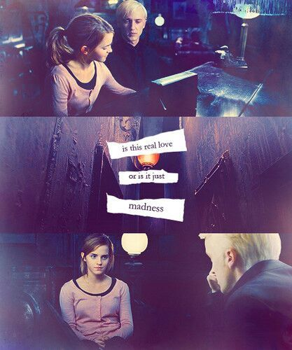 Draco hermione fanfic