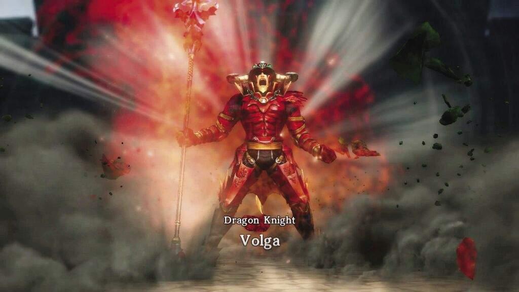 Dragon Knight Volga | Smash Amino