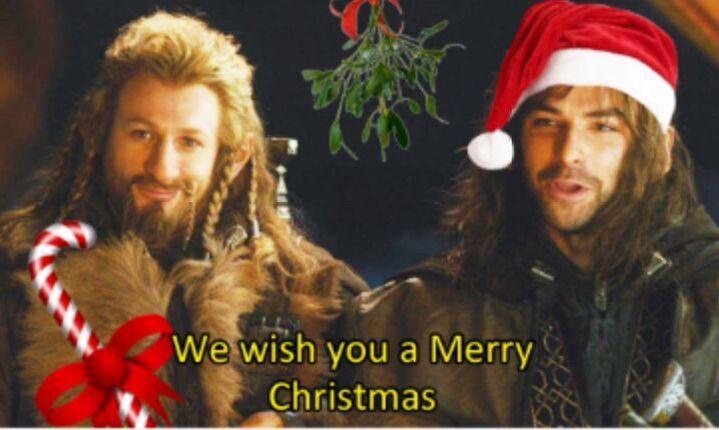 Merry/ Pippin Christmas! | LOTR Amino