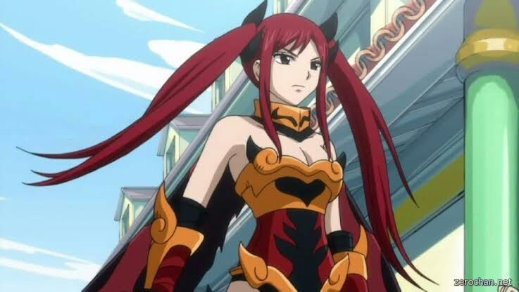 Anime Characters Everyone Knows : Top hottest female anime characters amino