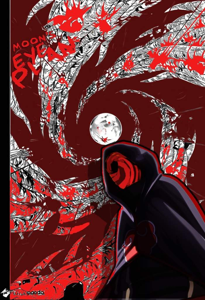 Obito This Is Hell Wallpaper Anime Amino