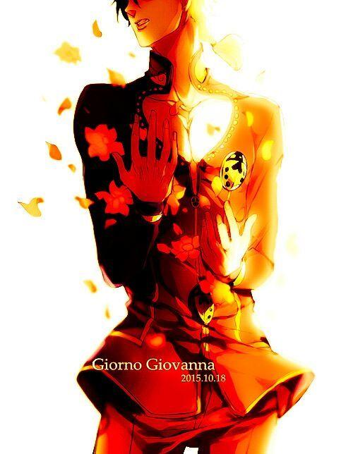 Joheroes Giorno Giovanna Anime Amino