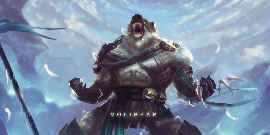 New Volibear Guide League Of Legends Official Amino