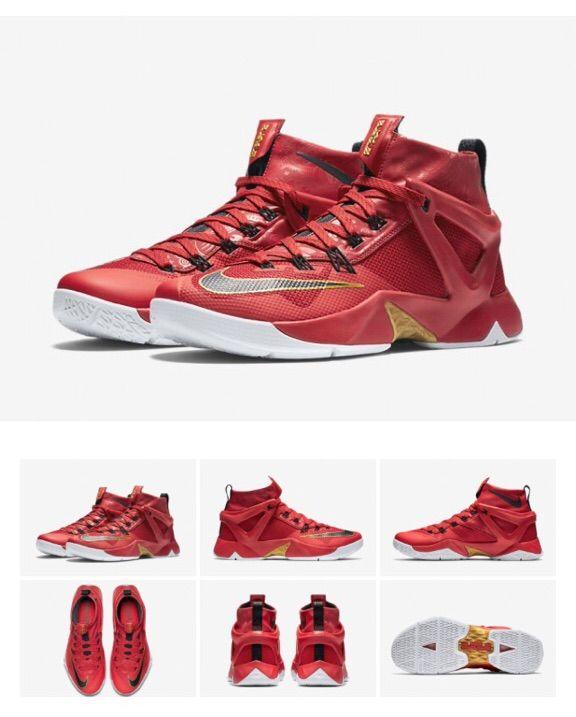 2b70909a0a0f Nike Lebron Ambassador 8 Chinese New Year