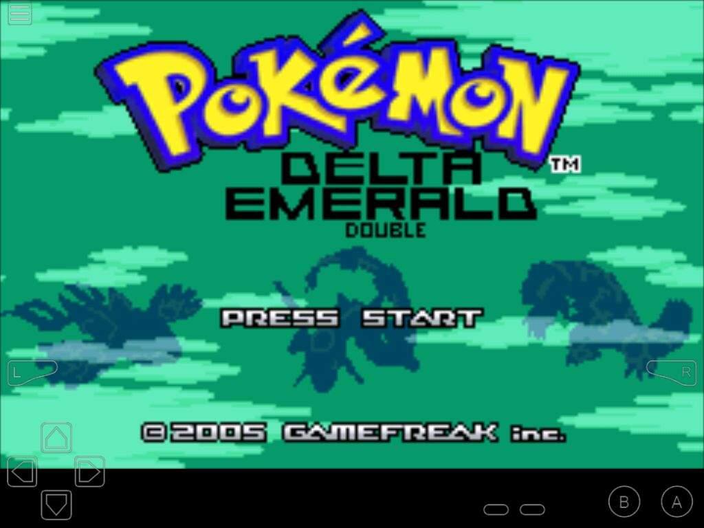 pokemon delta emerald gba rom hack download