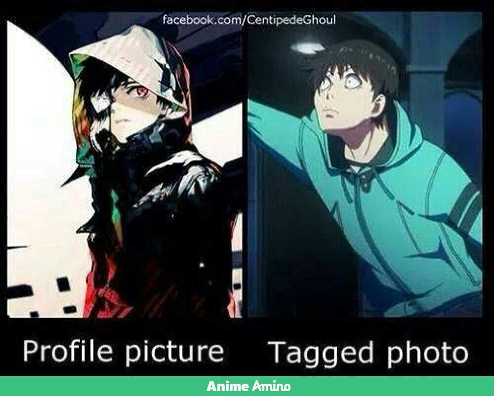 Tokyo Ghoul Memes