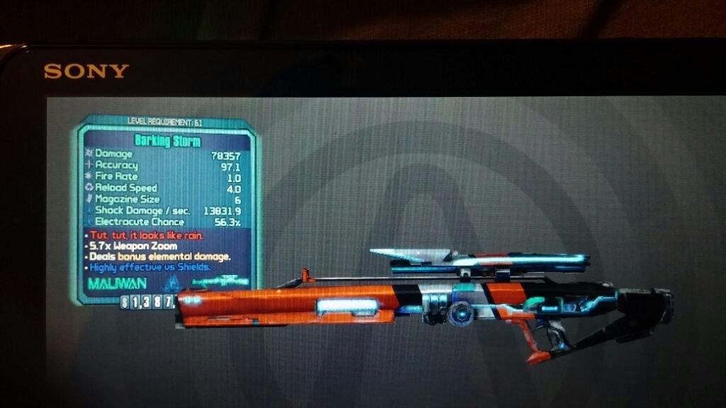 Borderlands 2 - my first pearl dropping the PS vita!! | Video Games