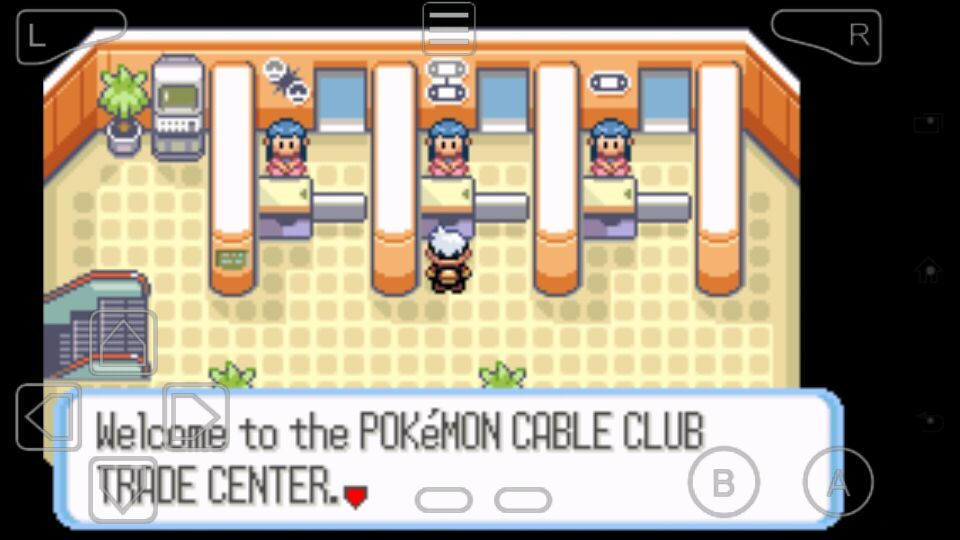 pokemon fire red trade emulator android