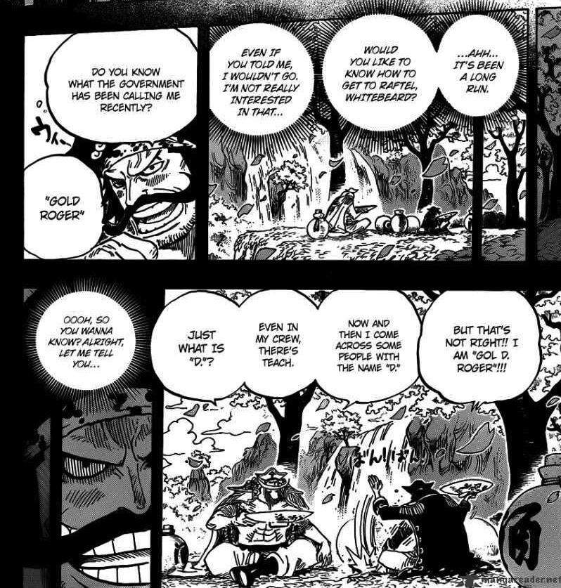 Chatter For Theories On One Piece: One Piece Theory: Fountain Of Youth