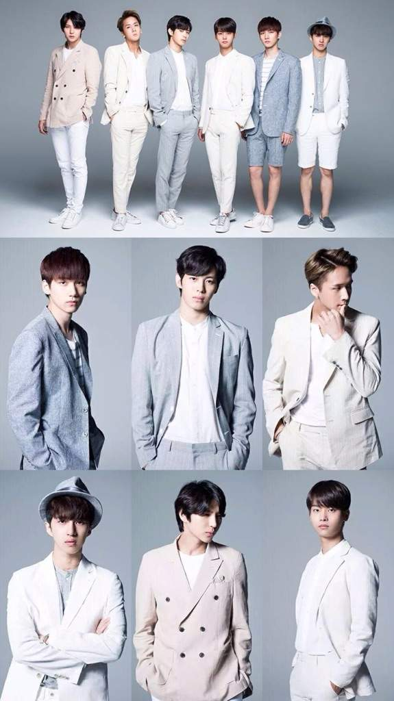 VIXX Phone Wallpapers