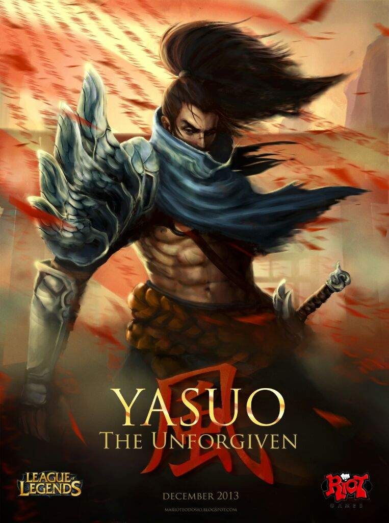Yasuo The Unforgiven Guide