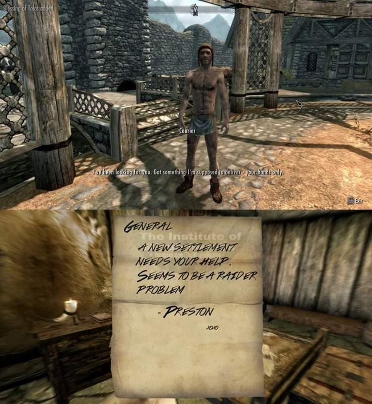 Preston Garvey Memes Video Games Amino