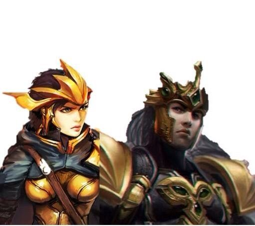 The Wings of Change (Jarvan/Quinn fanfiction) | League Of ...