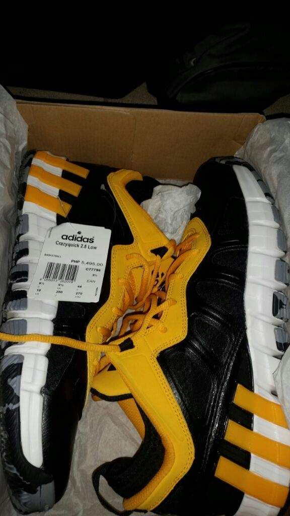 more photos 8a338 5afc9 ... Adidas Crazy Quick 2.5 Low Jeremy Lin lakers P.E. Wiki .