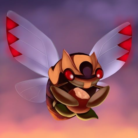 Pokémon of the Week - Ninjask - Serebii.net